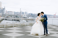 The Edgewater Hotel Wedding