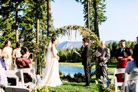 Suncadia Resort wedding